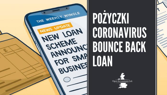 Coronavirus Bounce Back Loan